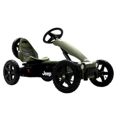 BERG Jeep Adventure Kids Ride On Pedal Kart