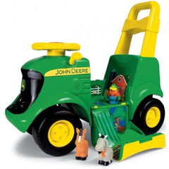 John Deere Sit N Scoot Push Activity Tractor - Kids Car Sales