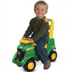 John Deere Sit N Scoot Push Activity Tractor