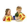 Image of Jumbo 12cm Light Foam Numbered Dice - Kids Car Sales