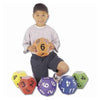 Image of Jumbo 19cm Twelve Sided Vinyl Die - Various Colours Available - Kids Car Sales