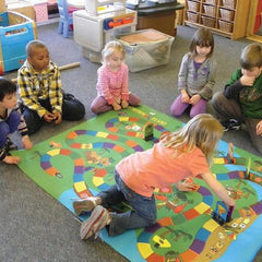 Jumbo Nutrition Floor Learning Game For Kids