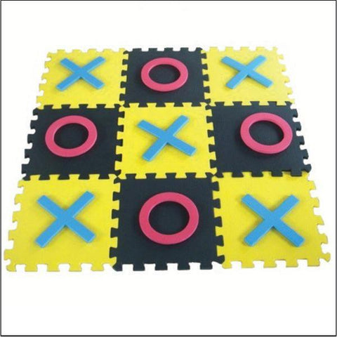 Jumbo Tic-Tac-Toe / Noughts and Crosses Game - Kids Car Sales