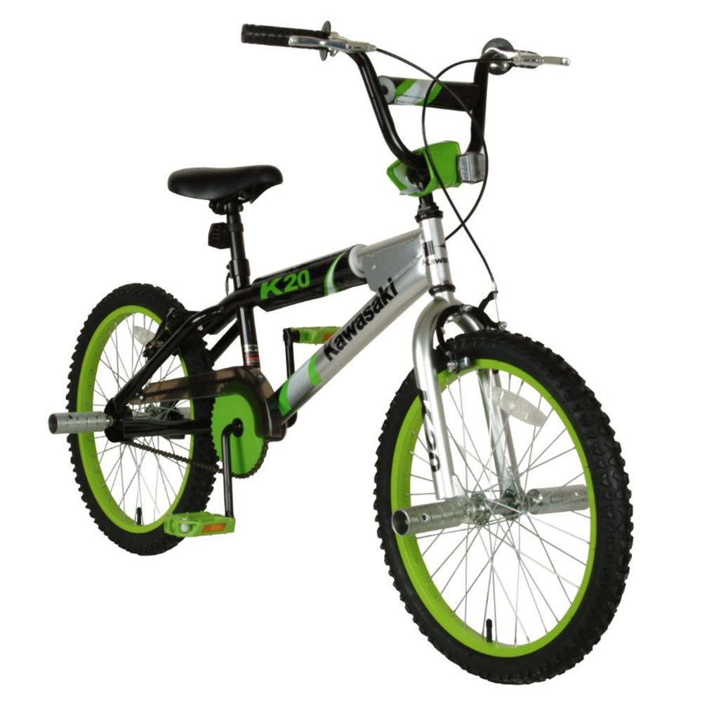 "Kawasaki K20 BMX Kids 20"" Ride-on Bicycle - Kids Car Sales"