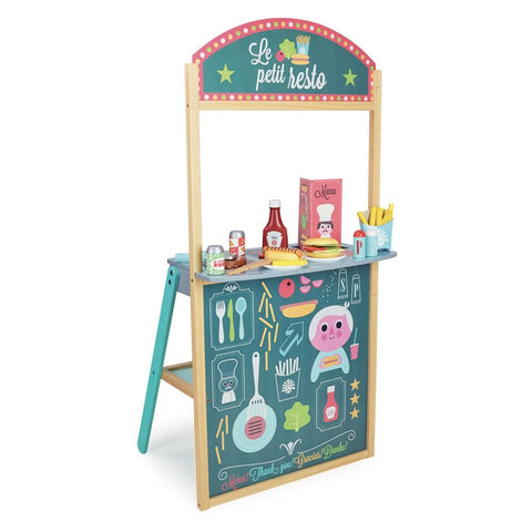 Kids Creative Play Little French Restaurant by Vilac - Kids Car Sales