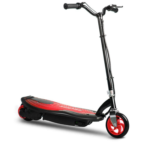Kids Electric 12v Ride-On Scooter in Red - Kids Car Sales