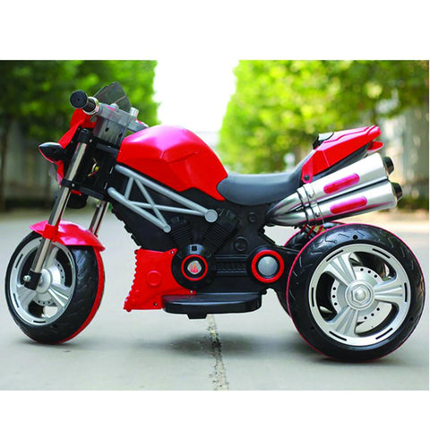Kids Electric 6v 3-Wheel Ride-On Motorbike - Kids Car Sales