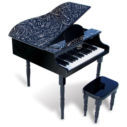Kids Mini Grand Piano With Stool by Vilac - Kids Car Sales