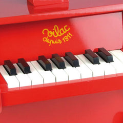 Kids Mini Red Piano by Vilac