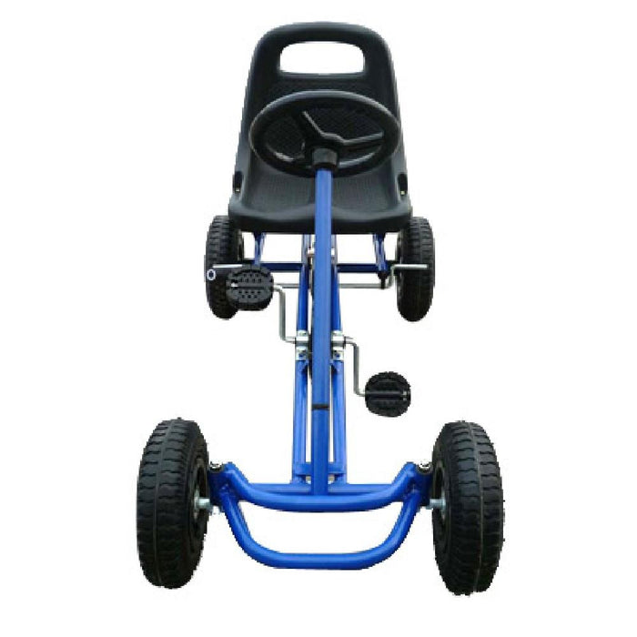 Kids Ride On Bariloche Outdoor Pedal Go Kart in Various Colours - Kids Car Sales