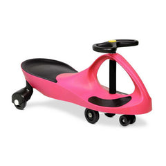 Kids Ride On Pedal Free Swing Car 79cm in Various Colours