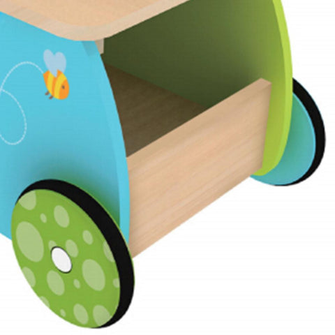 Kids Wooden Rider & Walker Learning Toy by Classic World - Kids Car Sales