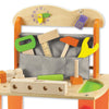 Image of Kids Wooden Tool Bench Kit by Classic World - Kids Car Sales