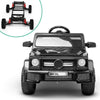 Image of Mercedes Benz AMG G50 Inspired Black 12v Ride-On Kids Car - Kids Car Sales