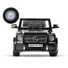 Image of Mercedes Benz G65 Licensed Black 12v Ride-On Kids Car