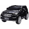Image of Mercedes Benz GL63 Licensed Black 12v Ride-On Kids Car