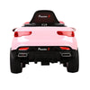 Image of Mercedes Benz ML63 Inspired Pink 12v Ride-On Kids Car - Kids Car Sales