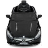 Image of Mercedes Benz S63 Licensed Black 12v Ride-On Kids Car - Kids Car Sales