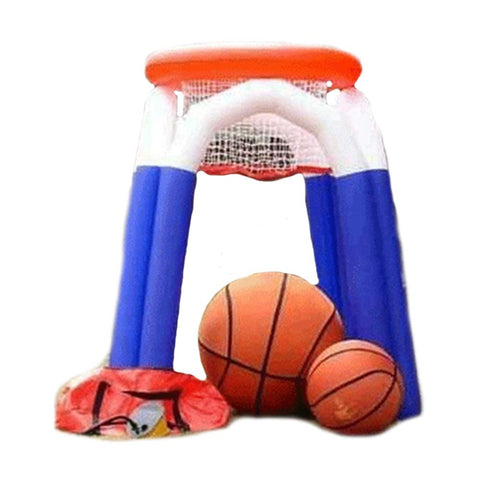 Monster Sized 3m Tall Inflatable Basketball Game - Kids Car Sales