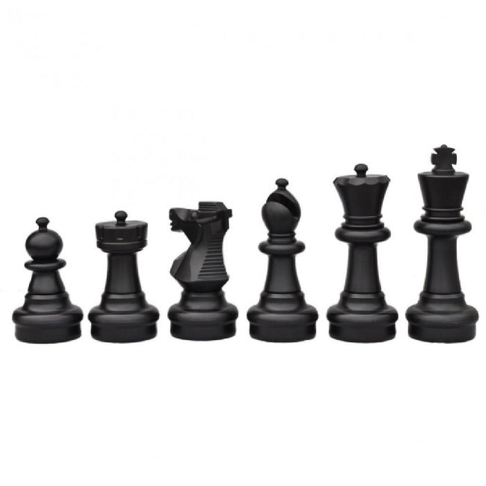 Plastic 60cm Giant Premium Chess, Checkers and Mat Package - Kids Car Sales