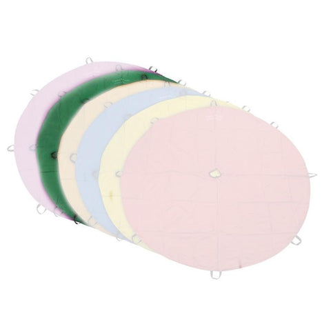 Play Parachute With Handles, 2.1m Diameter - Various Colours