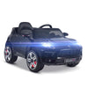 Image of Porsche Macan Inspired Black 12v Ride-On Kids Car