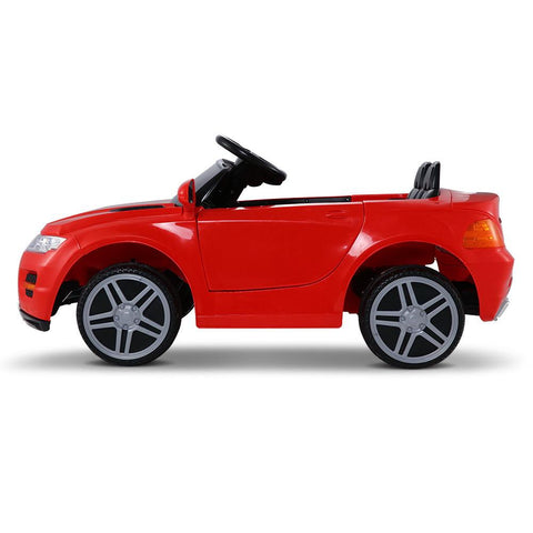 Range Rover Evoque Inspired Red SUV Style 12v Ride-On Kids Car