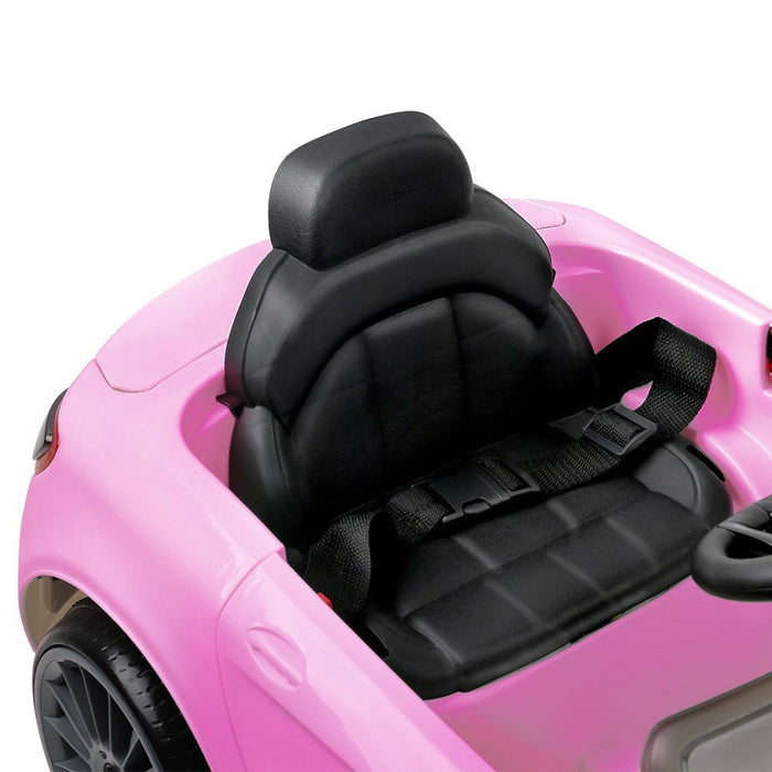 Unbranded Maserati Inspired 12v Kids Ride On Car - Pink DSZ-RCAR-MASRT-S-PK
