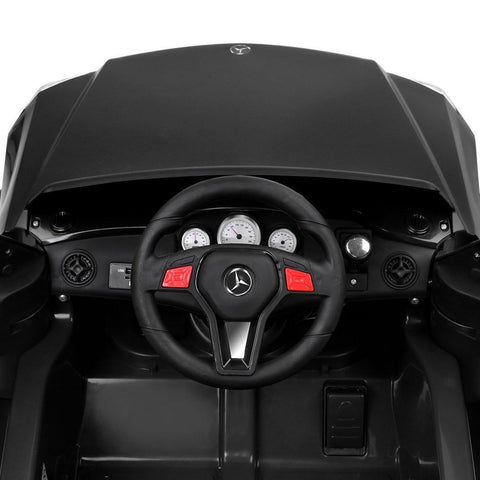 Mercedes Benz ML450 Inspired Black 6v Ride-on Kids Car
