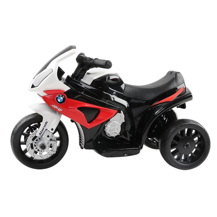 Unbranded BMW Mini S1000RR Inspired Red 6v Electric Kids Ride-on Motorbike DSZ-RCAR-S1000RR-RD