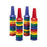 Rainbow Coloured Marker Cones (48/pk)