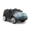 Image of Land Rover Inspired Black 12v Ride-On Kids Car - Kids Car Sales