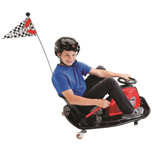 Razor Crazy Cart Electric Ride-On - Kids Car Sales