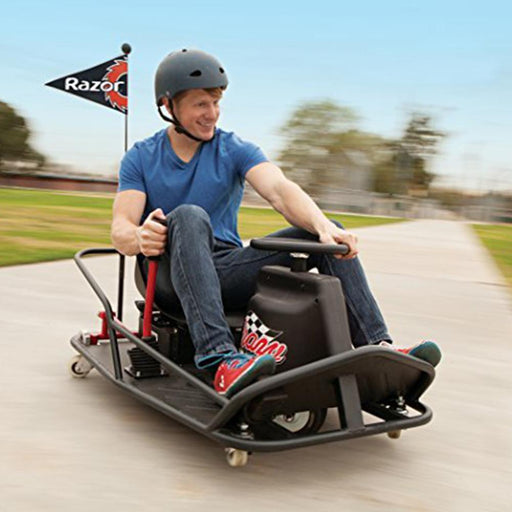 Razor Crazy XL Cart Electric Ride-On - Kids Car Sales