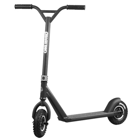 Razor Phase Two Dirt Scoot Pro Scooter - Black