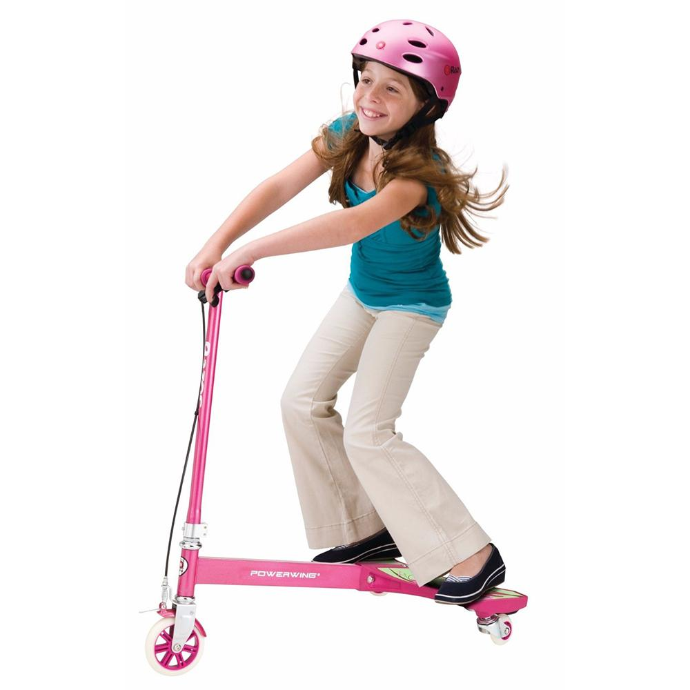 Razor PowerWing Scooter - Pink