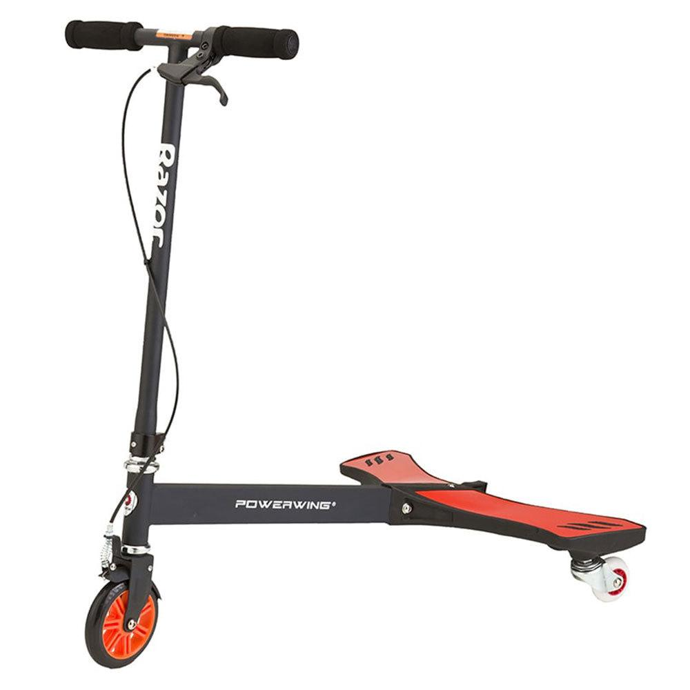 Razor PowerWing Scooter - Red/Black - Kids Car Sales