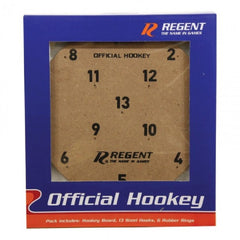 Regent Official Hookey Board Throwing Game