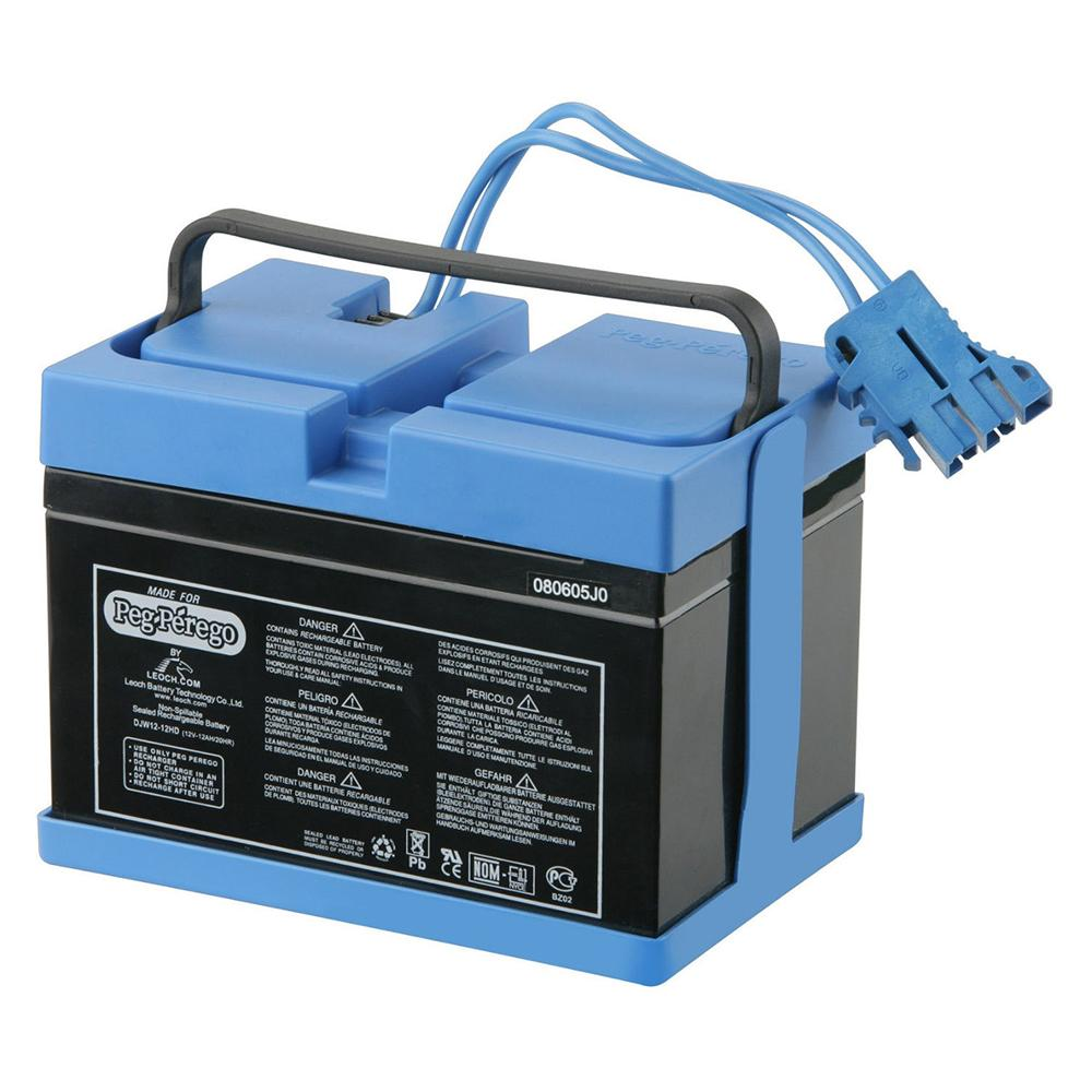 John Deere Peg Perego Replacement 12V 12Ah Rechargeable Battery IAKB0501