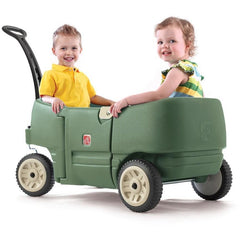 Kids Wagon For Two