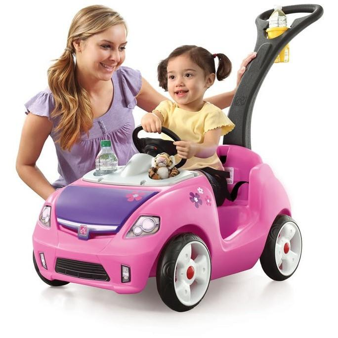 Whisper Ride II Toddlers Ride On Push Car