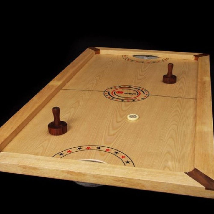 Shuffle Puck Air Hockey Styled Board Game - Kids Car Sales