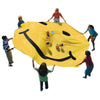 Image of Smiley Face Playchute With Handles 3.6m Diameter
