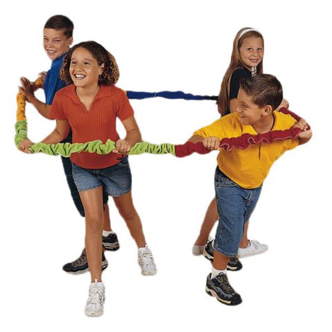 Soft Stretchy Rainbow Group Loop
