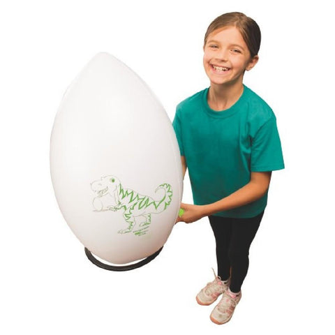 Spectrum Dino Egg and Spoon Race Set (Set of 6)
