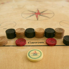 Standard Carrom Set by Uber