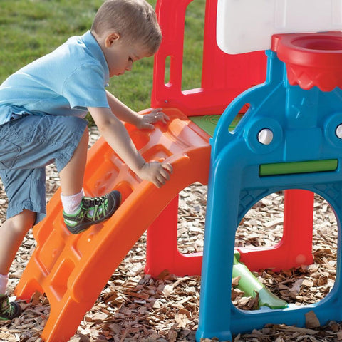 Step2 Game Time Sports Climber & Slide