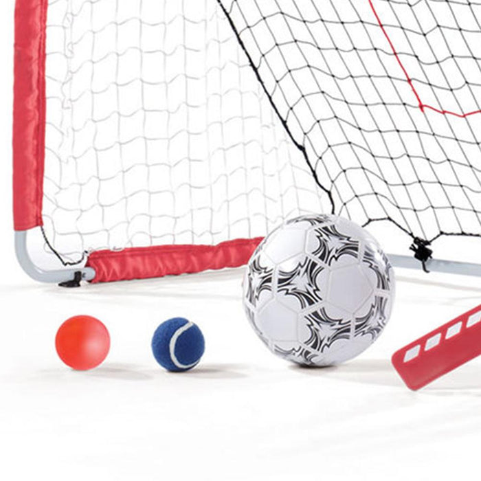 Step2 Kickback Soccer Goal & Hockey Pack