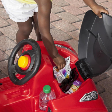 Step2 Push Around Toddlers Buggy GT, Red