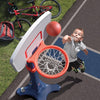 Image of Step2 Shootin' Hoops Pro Basketball Set